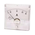 AMPEREMETRE CLASSIC C72 90DEG 0-150/450A TC150/5A