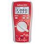 Multimètre numérique de poche 6000 points TRMS AC. Livré avec un jeu de cordons