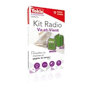KIT RADIO VA-ET-VIENT POWER