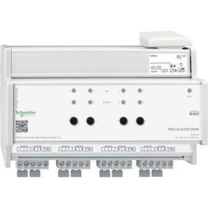 KNX - actionneur de variation faible charge - 4x230/250W