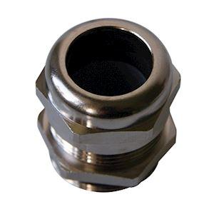 Presse étoupe Sib-Tec Pg 48 laiton nickelé garniture réductrice