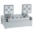 BLOC A PHARES ECO1 2500 LM LEDS SATI AUTODIAG IP65 IK07