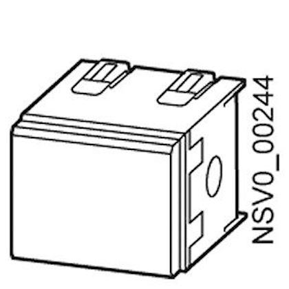 BD01-AK01X//ZS Coffret de sortie pour rails d/'alim  NEW BD01AK01XZS SIEMENS
