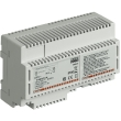 Alimentation MyHOME BUS - 230 V~ - 27 V= - 1,2 A - automatisme - 8 modules