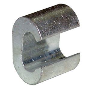C6E Etamé-Connecteur de dérivation en C à sertir