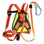 Kit harnais de retenue avec housse + harnais de retenue + longe d'1m50 + crochet