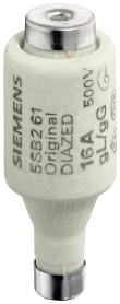 Fusible diazed E27 GL,20A