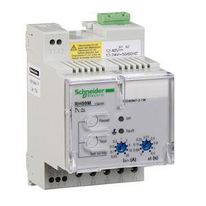 Vigirex RH99M 12-24VAC/12-48VCC sensibilité 0,03-30A réarmement manuel