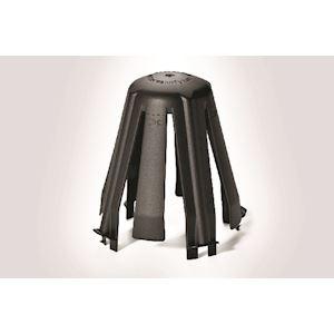 hellermanntyton 148 00098 capot de protection pour spot encastr s spotclip ii rexel france. Black Bedroom Furniture Sets. Home Design Ideas