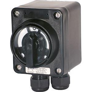 Interrupteur de sécurité 3x10A