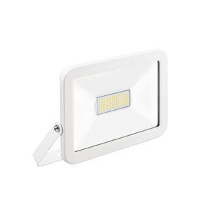 WINK 50 - Proj. Ext. IP65 IK08, blanc, LED intég. 110DEG 50W 3000K 4000lm
