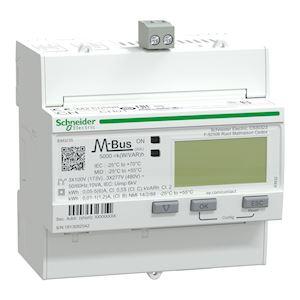 Acti9 iEM - compteur d'énergie tri - TI - multi-tarif - alarme kW - Mbus - MID