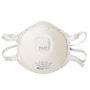 Masque respiratoire moulé à valve FFP3 (x 2)