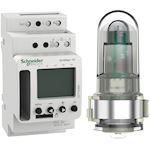 Acti9 IC100kp+ - interrupteur crépusculaire programmable - 1 canal - smart
