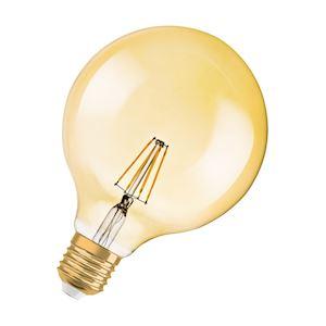 BTE1 1906 LED GLOBE FILOR 4,5W=34 E27OSR
