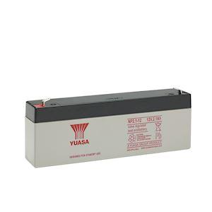 Batterie stationnaire étanche au plomb NP 2.1Ah 12V ' bac standard