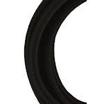 Câble Textile 2C Noir 3m