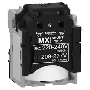 Compact NSX - déclencheur voltmétrique MX - 220-240V 50/60Hz et 208-277V 60Hz