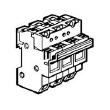 Coupe-circuit sectionnable - SP 58 - 3P - cartouche ind 22x58 - microrupteur