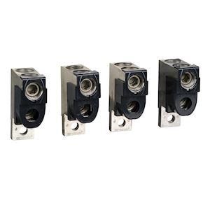 4 bornes - pour câbles 2x50..120mm² et sépar. phases - pour NSX100-250 INV/INS