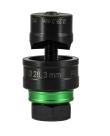 Emporte-pièce e-vo3+, 20,4 mm ISO20 PE13, complet