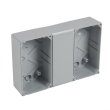 GAINE MULTIFONCTIONS HORIZONTALE 12MODUL