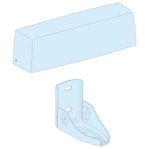 Epanouisseur de goulotte pour coffret ou armoire