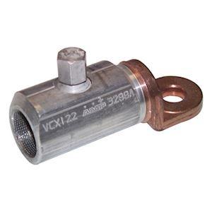 VCXI 22-Cosse alu-cuivre BT à vis auto-cass-150-300² alu/150-185² cuiv-Born:12mm