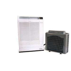 Climatiseur mobile déconnectable SCDF32CC
