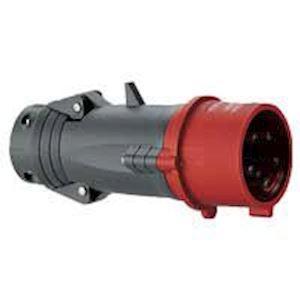 FICH D 32A 3P+T 400V PLAST 44