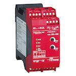 Preventa XPSVN - module - détect. vitesse nulle - 24Vcc pr alim. moteur < =60Hz
