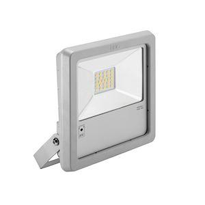 TWISTER 2 -Proj. Ext. IP65 IK08, gris, angle 110DEG, LED intég. 100W 4000K 10000