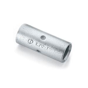 Manchon cuivre non isolé bout à bout 10 mm²