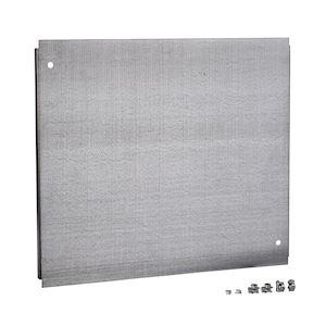 Spacial - plaque passe-câbles - 1 partie - pour cellule SF - 1200x500mm