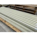Protection pvc ivoire 60x60x2750mm