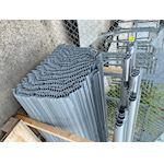 Protection pvc gris 60x60x2750mm