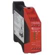 Preventa XPSAF - contrôleur - arrêt d'urgence - 24Vca/cc