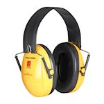 Casque Antibruit Optime 1 serre tête pliable 30 Db