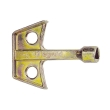 Clé métal pour empreintes - triangle mâle de 6,5 mm