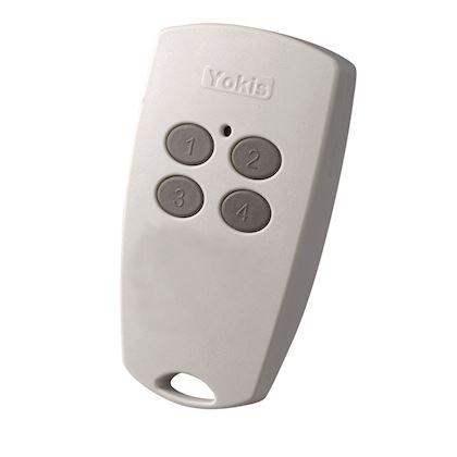 telecommande 4 canaux power yokis tlc4cp