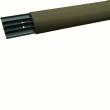Goulotte passage de plancher officea PVC rigide h 18 x l75 RAL 8014 marron