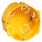 Boîte Batibox cloisons sèches pour prise 20 et 32A 1 poste - profondeur 40mm