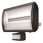 Projecteur LED+détec 30w noir