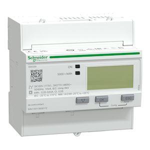 Acti9 iEM - compteur d'énergie classe 0,5s - tri - TI