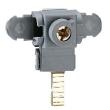 Borne de raccordement pour peigne universel - section 4 à 25 mm² - IP 2x