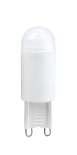 Lampe G9 230V LED 2,5W 3000K 230lm, Cl.énerg.A++, 20000H