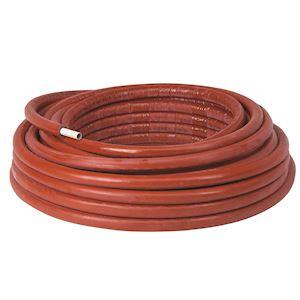 Tube MultiSkin isolé 6mm Rouge 26x3 - 50m - 6mm