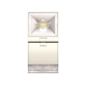 Projecteur LED avec détecteur  theLeda S 10w blanc