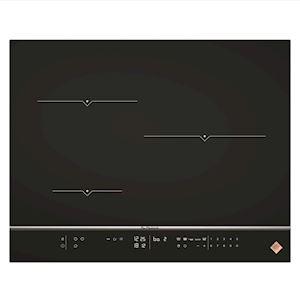 Plaque de cuisson 65 cm Induction  Noir