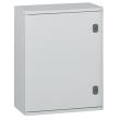 Coffret polyester Marina - IP66 IK10 - RAL 7035 - 500x400x206 mm